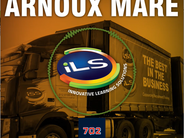 Managing Director of ILS talks to 702 about the shortage of truck drivers in South Africa