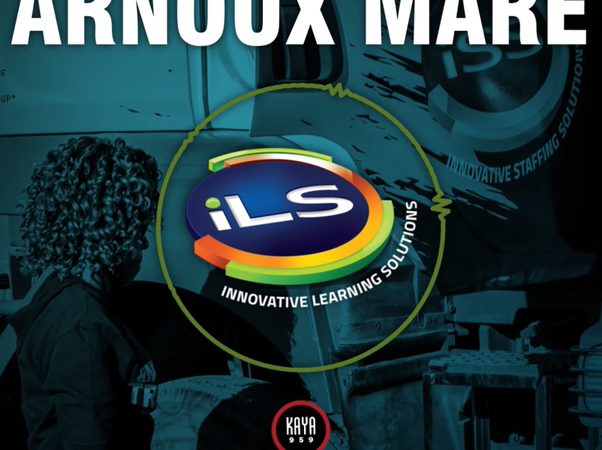 MD of Innovative Learning Solutions, Arnoux Maré talks to Kaya FM about the focus on transportation dynamics